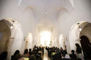 Santuario della Madonna di Ibernia - navata centrale